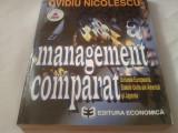 Ovidiu Nicolescu Management Comparat
