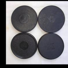 Capace obiectiv din plastic, rusesti diametrul 55 mm