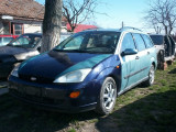 Dezmembrez Ford Focus 1,8 diesel TDdi an 2001 full electric