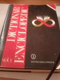 Dictionar Enciclopedic  -vol 1