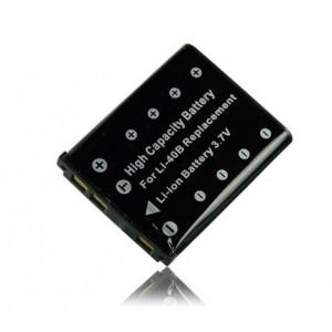 Acumulator calitate premium tip Olympus Li-40B Li40B Li-42B 100% compatibil Olympus D-630 Zoom | IR-300 | SP-700 | mJu 550WP | mJu 700 | 710 | 720
