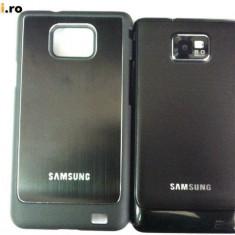 Samsung Galaxy S2 IMPECABIL - Telefon mobil Samsung Galaxy S2, Negru, 16GB, Neblocat