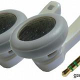 mini casti audio - jack 2,5 mm, stereo /3706