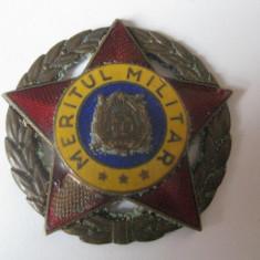 ORDINUL MILITAR CLS.III R.P.R. FARA PANGLICA