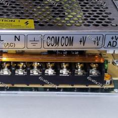 Sursa in comutatie industriala 12v-180W, Output 10÷14VDC