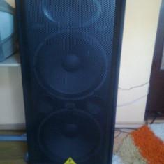 Boxe 2000w - Microfon Behringer