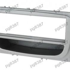 Rama adaptoare Ford Focus, C-Max, Galaxy, Mondeo, S-Max, culoare argintie, 1 DIN-000483