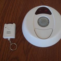 Sistem de alarma de interior cu telecomanda defect - Sisteme de alarma