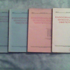 Endocrinologie, ginecologie, obstretica, anul I Nr 3 - Carte Obstretica Ginecologie
