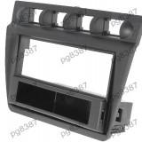Rama adaptoare Kia Picanto, negru, 1 DIN-000491