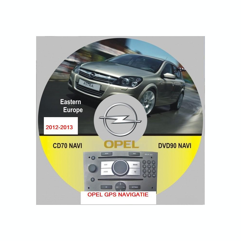 cd dvd navigatie opel cd70 navi opel dvd 90 navi harti gps. Black Bedroom Furniture Sets. Home Design Ideas