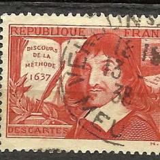 FRANTA 1937, Stampilat