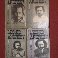 Leonid Andreev - Proza - Teatru vol. I - IV - Carte traditii populare