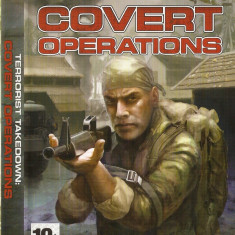 JOC PC TERRORIST TAKEDOWN COVERT OPERATIONS ORIGINAL / STOC REAL / by DARK WADDER - Jocuri PC Altele, Shooting, 16+, Single player
