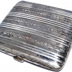 Tabachera veche argint masiv 800 - Germany 87gr.