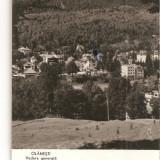 CPI (B2198) OLANESTI. VEDERE GENERALA, CIRCULATA 21.3.61, STAMPILE, TIMBRU, RPR - Carte Postala Oltenia dupa 1918, Fotografie