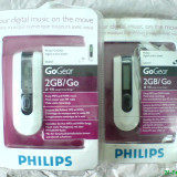 Player MP3 Philips, 2GB, Alb