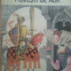 POVESTI DE AUR - Nicolae Batzaria - Carte de povesti