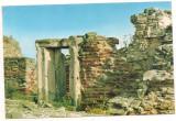 Carte postala(ilustrata)-HISRTIA-Ruinele cetati
