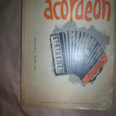 Metoda de acordeon-Benone Damian