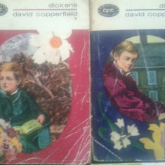 DAVID COPPERFIELD - Dickens (3 volume)