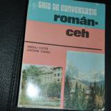 GHID DE CONVERSATIE ROMAN CEH TIBERIU PLETER JAROMIR DAMEK (cu transcriere fonetica)