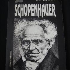 TH. RUYSSEN - SCHOPENHAUER - Filosofie