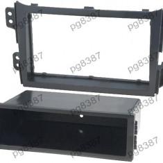 Rama adaptoare Opel Agila,negru,Suzuki Splash, 2 ISO-000517