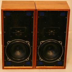 Boxe B&W (Bower & Wilkins) D5, vintage