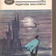(C3289) LEGENDA SECOLELOR DE V. HUGO, EDITURA PENTRU LITERATURA, BUCURESTI, 1969, ANTOLOGIE, TRAD. SI NOTE DE IONEL MARINESCU, PREFATA DE ION BALAN