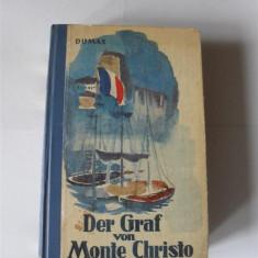 Contele de Monte Cristo - DER GRAF von MONTE CHRISTO - Alexander Dumas - Roman