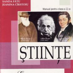 Manual STIINTE PT CLS A XI A de MIHAELA GARABET ED. ALL - Manual scolar all, Clasa 11