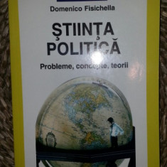 Domenico Fisichella STIINTA POLITICA Ed. Polirom 2007 - Carte Politica