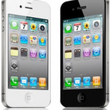 iPhone 4 Apple, Negru, 16GB, Orange