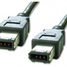Cablu Firewire 6 pini - 6 pini 6-6 K13941 - 1.8M - NOU - Cablu PC