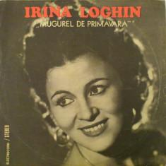 Disc vinil pick-up Electrecord IRINA LOGHIN MUGUREL DE PRIMAVARA 02149 MAX