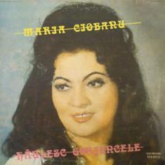 Disc vinil vinyl pick-up Electrecord MARIA CIOBANU Haulesc Gorjencele LP MAX