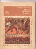 (C3254) ILIADA, ODISEEA, ENEIDA DE GEORGE ANDREESCU, EDITURA ION CREANGA, 1979, REPOVESTIRE PENTRU COPII DE GEORGE ANDREESCU, PREFATA DE N. I. BARBU