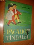 Pacalici si Tandalet de Nicolae Labis(1962) ilustratii Angi Petrescu-Tiparescu,Format MEDIU