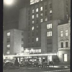 CARTE POSTALA*BRASOV*Hotel Carpati - Carte Postala Transilvania dupa 1918, Circulata, Fotografie
