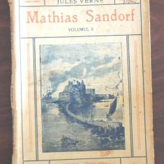 MATHIAS SANDORF (VOL.2) - JULES VERNE - Roman