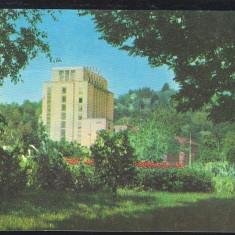 CARTE POSTALA*BRASOV*Hotel Carpati - Carte Postala Transilvania dupa 1918, Circulata, Printata