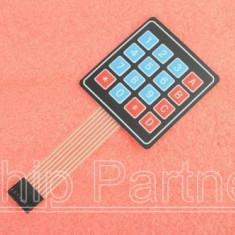 High Quality 4 x 4 Matrix Array 16 Key Membrane Switch Keypad Keyboard (FS00125)