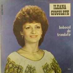 Disc vinil vinyl pick-up Electrecord ILEANA CIUCULETE Bobocel De Trandafir LP