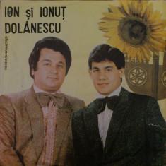Disc vinil vinyl pick-up Electrecord ION SI IONUT DOLANESCU Am Cantat
