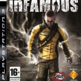 Infamous PS3 - Jocuri PS3, Actiune, 16+, Single player