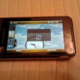 Samsung i900 Omnia, 16 Gb, necodat, stare foarte buna - Telefon Samsung, Negru, Neblocat, Single core, 128 MB