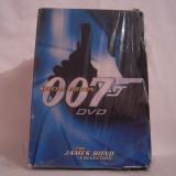 Vand 7 dvd-uri  editie speciala James Bond   007