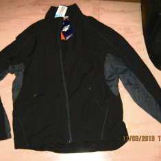 Bluza trening dama neagra marime 40/42 M marca CRANE Sports OFERTA, Culoare: Negru, Poliester