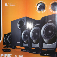 CREATIVE SPEAKER INSPIRE 5.1 T6160 CRE_51MF4105AA00 - Boxe PC